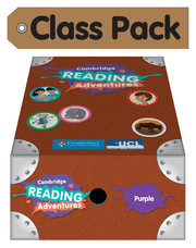 Cambridge Reading Adventures Purple Band Class Pack
