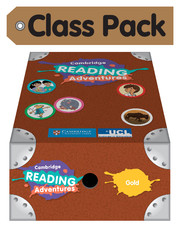 Cambridge Reading Adventures Gold Band Class Pack