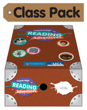 Cambridge Reading Adventures White Band Class Pack
