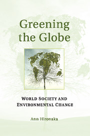 Greening the Globe