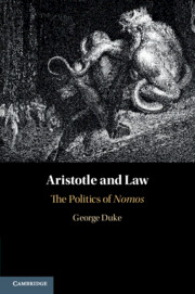 Aristotle and Law
