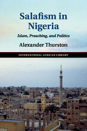 The International African Library