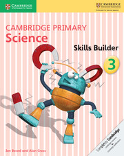 Cambridge Primary Science Skills Builder 3
