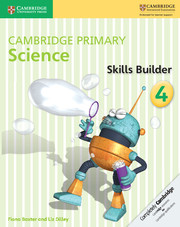 Cambridge Primary Science Skills Builder 4