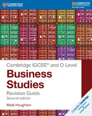 Igcse and o level business studies igcse and o level business igcse and o level business studies revision guide fandeluxe Image collections