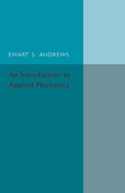 An Introduction to Applied Mechanics