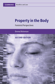 Property in the Body