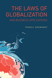 The Laws of Globalization and Business Applications