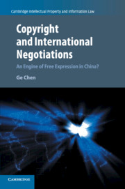 Copyright and International Negotiations