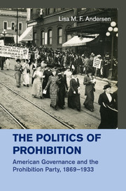 The Politics of Prohibition