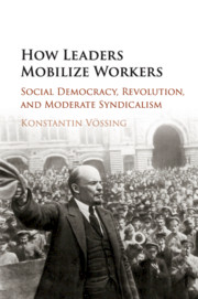 How Leaders Mobilize Workers