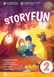 Storyfun for Starters Level 2