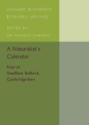 A Naturalist's Calendar