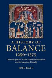 A History of Balance, 1250–1375