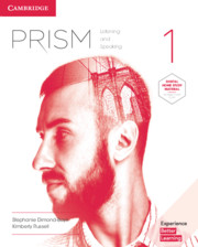 Prism Level 1 Student's Book with Online Workbook Listening and Speaking