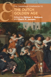The Cambridge Companion to the Dutch Golden Age