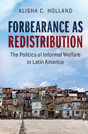 Forbearance as Redistribution