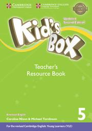 Kid's Box Level 5
