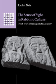 The Sense of Sight in Rabbinic Culture