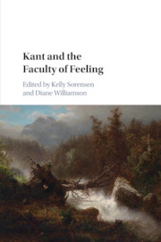Kant and the Faculty of Feeling