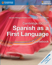 Cambridge IGCSE® Spanish as a First Language Coursebook