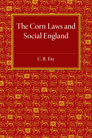 The Corn Laws and Social England