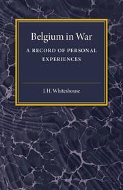 Belgium in War