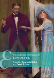 The Cambridge Companion to Operetta