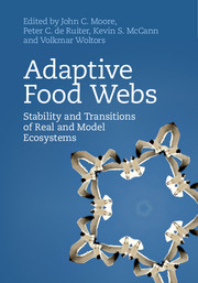 Adaptive Food Webs