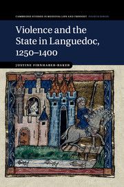 Violence and the State in Languedoc, 1250–1400