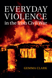 Everyday Violence in the Irish Civil War