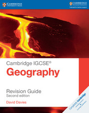 Cambridge IGCSE® Geography Revision Guide