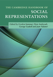 The Cambridge Handbook of Social Representations