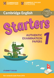 Cambridge English Young Learners 1 for Revised Exam from 2018