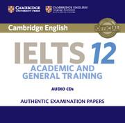 Cambridge IELTS 12 Audio CDs (2)