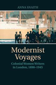 Modernist Voyages