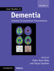 Case Studies in Dementia