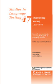 Examining Young Learners: Research and Practice in Assessing the English of School-age Learners