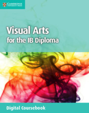 Visual Arts for the IB Diploma Coursebook Cambridge Elevate Edition (2 Years)