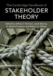 The Cambridge Handbook of Stakeholder Theory