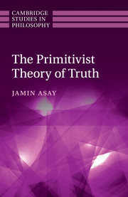 The Primitivist Theory of Truth