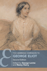 The Cambridge Companion to George Eliot