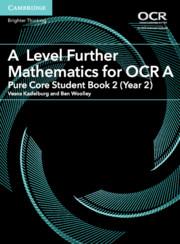 A Level Further Mathematics for OCR A
