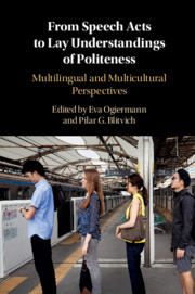 From Speech Acts to Lay Understandings of Politeness