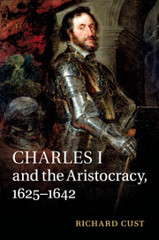 Charles I and the Aristocracy, 1625–1642