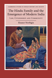 The Hindu Family and the Emergence of Modern India