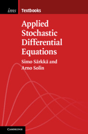 Applied Stochastic Differential Equations