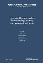 Compound Semiconductors for Generating, Emitting and Manipulating Energy