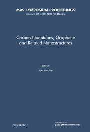 Carbon Nanotubes, Graphene and Related Nanostructures