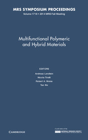 Multifunctional Polymeric and Hybrid Materials